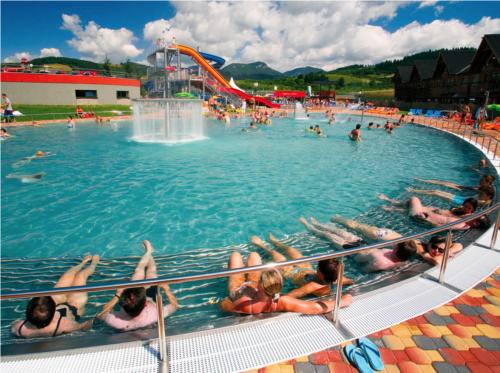 Aquapark Bešeňová