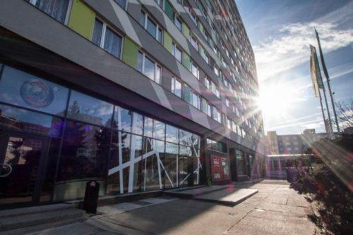 hostel na Praze 10