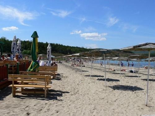 Achtopol - písečné pláže, zdroj: wikipedia.org