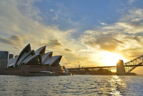 dovolená Austrálie