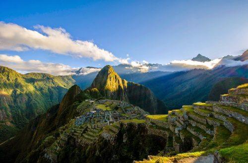 dovolená Jižní Amerika