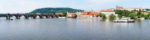 Plavby lodí v Praze