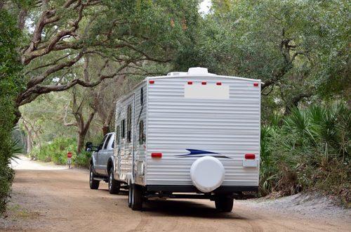 obytná auta a karavany
