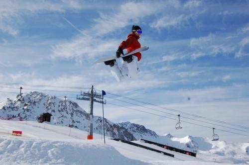 Snowboardové areály, zdroj: sxc.hu